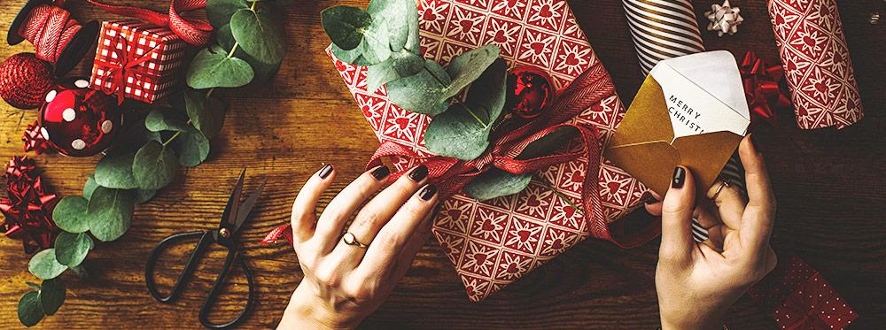 Das Team von The Jeweller wünscht frohe Weihnachten