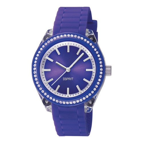 Esprit Uhr Play Glam Purple ES900672006