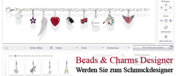 Beads und Charms Creator