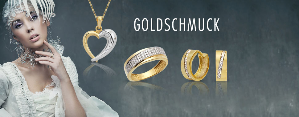 Entdecken Sie unseren exklusiven Goldschmuck