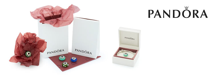 Pandora Schmuck Etui f&uuml;r Charms