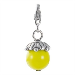 EDC Charm Hot Glam Glowing Yellow Berry EECH10123I000