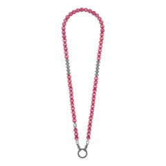 EDC Kette Color Play - Blossoming Pink EENL10234A420