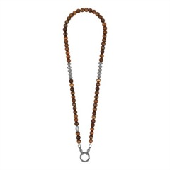EDC Kette Color Play - Mocha Brown EENL10242A420