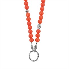EDC Kette Hot Glam - Glowing Tangerine EENL10349K420